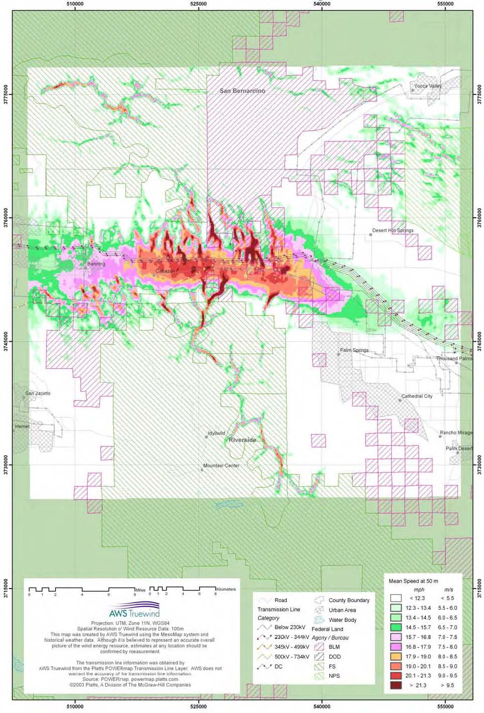 Calif Wind Resources – Wind Harvest International